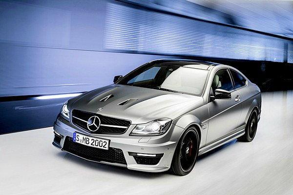 Mercedes Benz C63 AMG Edition 507 สมรรถนะแรงขึ้นอีก  50 แรงม้า