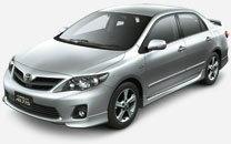 ราคารถยนต์  Toyota  ประจำเดือน กุมภาพันธ์ 2556