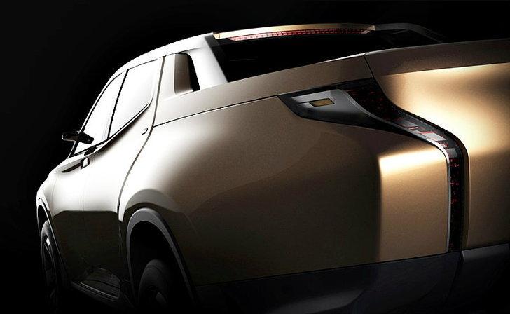 Mitsubishi GR-HEV Concept  ต้นแบบกระบะดีเซลไฟฟ้า ปล่อยของที่เจนีวา