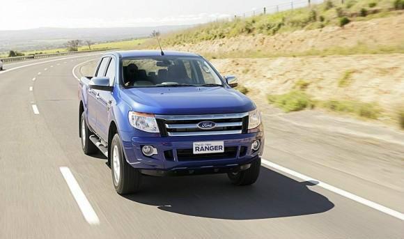 Ford  Ranger  อเมริกาอาจใช้โครงสร้าง Unibody