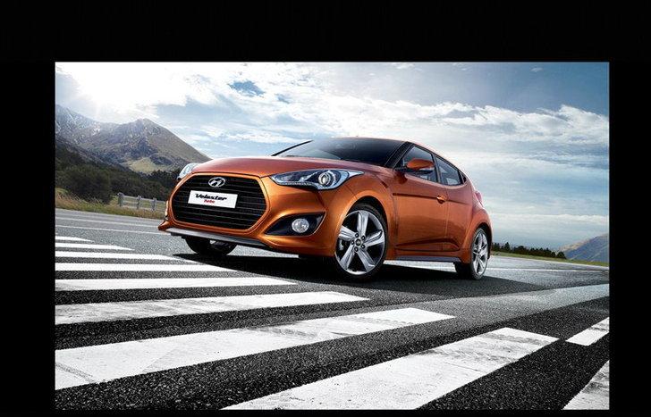 """ฮุนไดเตรียมเปิดตัวรถใหม่ """"Hyundai Veloster"""" หวังเจาะลูกค้ากลุ่มระดับไฮเอนด์"""