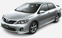 ราคารถใหม่ Toyota ในตลาดรถประจำเดือน มีนาคม 2556