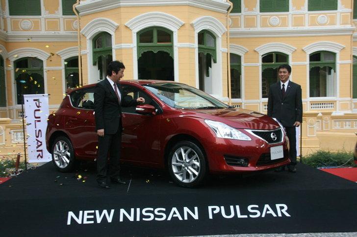นิสสัน เปิดตัว  Nissan Pulsar  ใหม่ เริ่มราคา 776,000 บาท