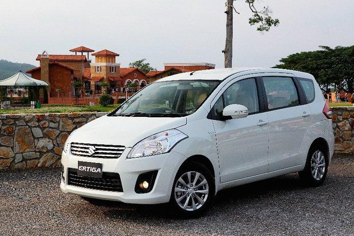 Sanook! Quick Drive :  Suzuki Ertiga  GL ..เลอเลิศสมรรถนะ เหลือแค่ราคาอย่างเดียว