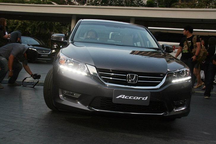 All New! Honda Accord 2013 ... ที่สุดแห่งความปรารถนาของยนตรกรรมระดับพรีเมี่ยม