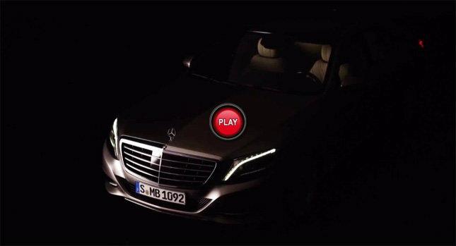 เผยวีดีโอก่อนเปิดตัว ว่าที่ Mercedes Benz S-Class