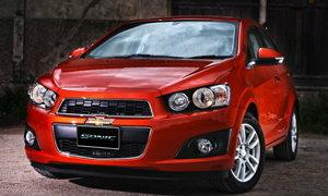 เคาะราคา Chevrolet Sonic 1.6 E85 เริ่ม 709,000.