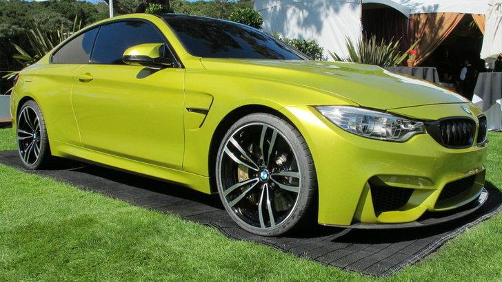 เผยสเป็ค BMW M3 และ M4 ตัวล่าสุด