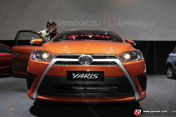 เทียบสเป็ค Toyota Yaris 2014 คุ้มหรือไม่?