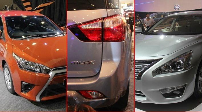 ราคารถยนต์ใหม่ล่าสุด ในตลาดรถยนต์ประจำเดือน พฤศจิกายน 2556