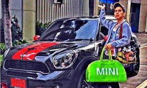มาดูรถ 'MINI' คันใหม่ของ 'ดีเจ เอกกี้'