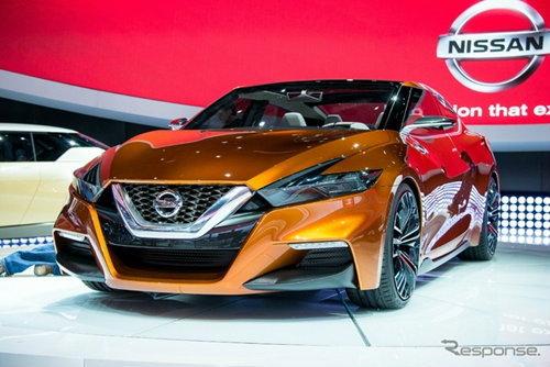 นิสสันเผย Sport Sedan Concept สุดล้ำ