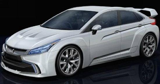 Mitsubishi Evo Hybrid ใหม่ ตัวแรงหัวใจไฟฟ้า