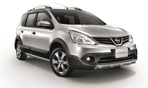 """Nissan Livina 2014"" เปิดตัวแล้วพร้อม ""Pulsar DIG Turbo"" ตัวแรง"