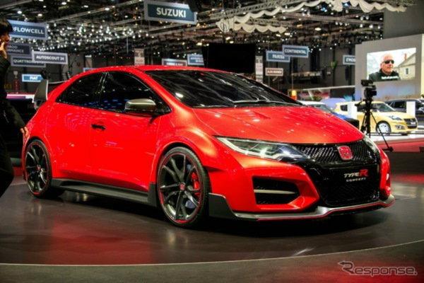 เปิดตัว Honda Civic Type R ตัวแรงเวอร์ชั่นยุโรปอย่างเป็นทางการแล้ว