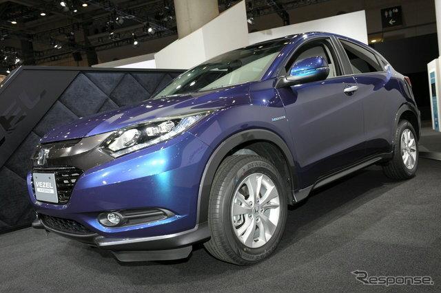 "Honda Vezel เตรียมใช้ชื่อ ""HR-V"" ทำตลาดแทน"