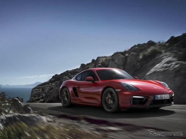 Porsche เปิดตัว Boxster GTS และ Cayman GTS ใหม่