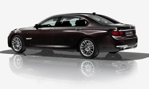 BMW เผย 'ซีรีย์ 7' รุ่นพิเศษรับปีม้าโดยเฉพาะ