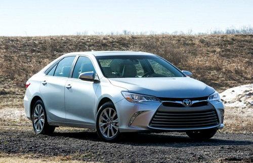 Toyota Camry 2015 ใหม่ เปิดตัวแล้วในสหรัฐฯ ลุคสปอร์ตสุดเฉียบ