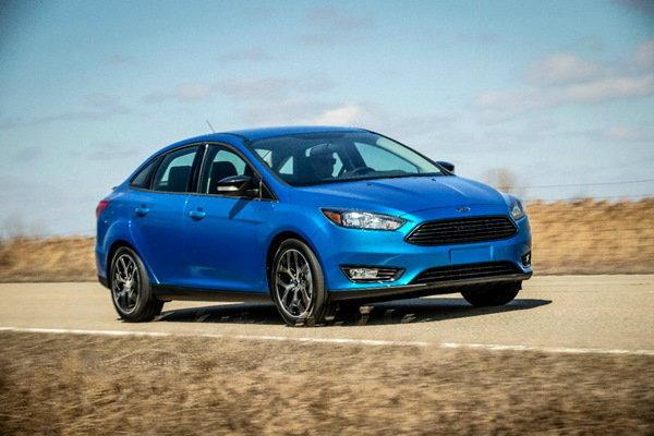 อย่างสวย! 'Ford Focus' โฉมไมเนอร์เชนจ์มาแล้ว