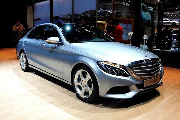 Mercedes-Benz C-Class เวอร์ชั่นฐานล้อยาว เอาใจตลาดจีนโดยเฉพาะ