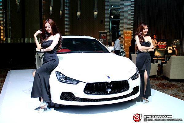 Maserati Ghibli เปิดตัวอย่างเป็นทางการในไทย เคาะเริ่มต้นเพียง 6.9 ล้าน