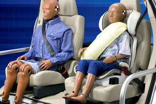 ฟอร์ดเปิดให้ทุกค่ายรถใช้ เข็มขัดนิรภัยใหม่′มีถุงลม′
