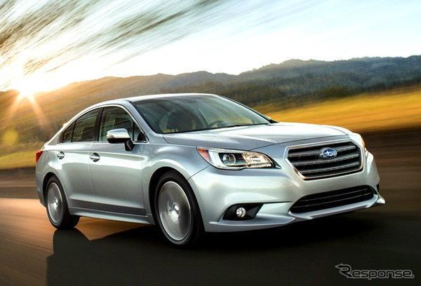 Subaru Legacy โฉมใหม่เปิดตัวแล้วในสหรัฐฯ