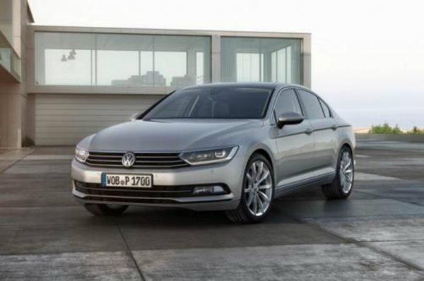 Volkswagen Passat ใหม่ หรูหรากว่าเดิม