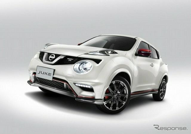 Nissan เตรียมเปิดตัว Juke NISMO RS สายพันธุ์แรง