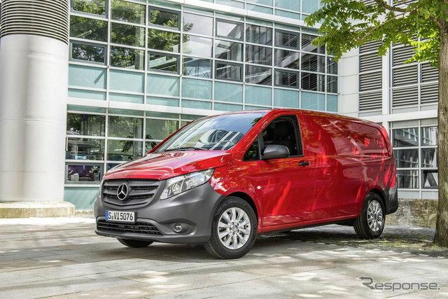 Mercedes-Benz เปิดตัว Vito ใหม่ล่าสุด หรูเพริศกว่าเดิม