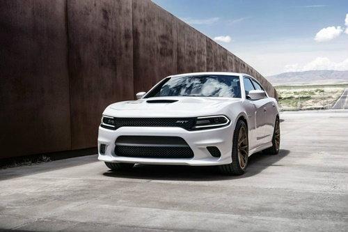 'Dodge Charger SRT Hellcat' ซีดานเร็วที่สุดในโลก!