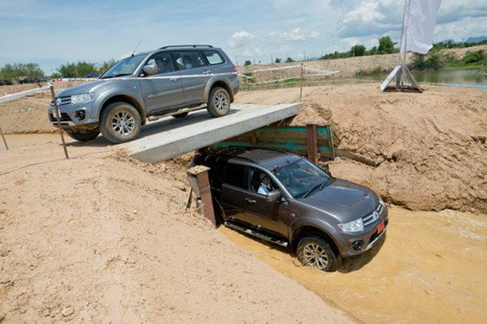 มิตซูบิชิ ชวนลูกค้าร่วมสัมผัสประสบการณ์แอดเวนเจอร์กับปาเจโร สปอร์ตขับเคลื่อน 4 ล้อ All Wheel Control