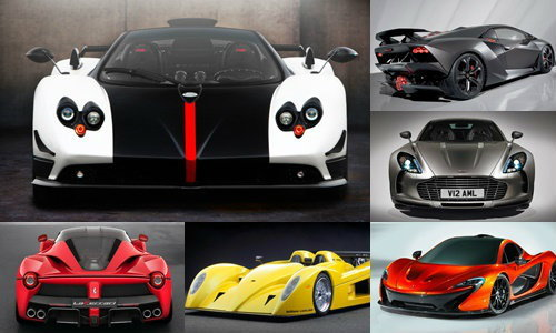 สุดยอด Super Car ที่ใครก็อยากได้