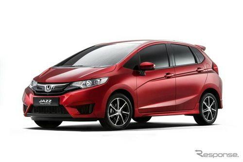 'Honda Jazz' เวอร์ชั่นยุโรป เตรียมเปิดตัวที่ Paris Motor Show 2014