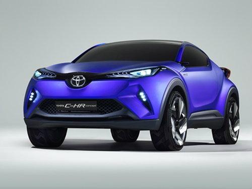 หลุด! Toyota C-HR ใหม่ คู่แข่ง 'จู๊ค'