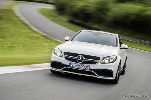 'Mercedes-AMG C63' เผยโฉมใหม่แล้ว