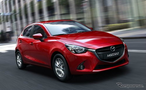 เผยสเป็คเครื่องยนต์ Mazda 2 SKYACTIV ครบทั้งเบนซิน-ดีเซล