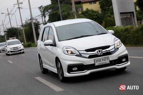 10 อันดับยอดขายรถยนต์รวมในไทยก่อนสิ้นปี 2014