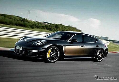 'Porsche Panamera Exclusive Series' เปิดตัวในสหรัฐฯ จำกัดเพียง 100 คันทั่วโลก