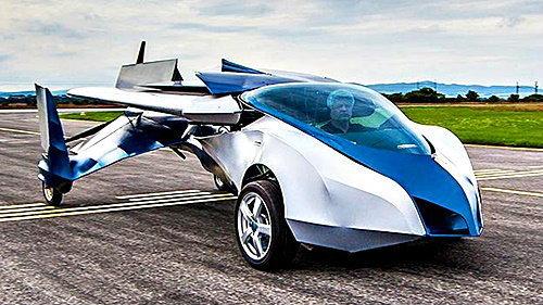 เผยโฉม 'AeroMobile' รถบินได้อยู่ระหว่างการทดสอบจริงแล้ว