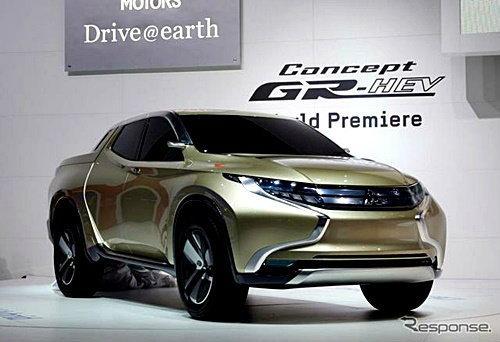 Mitsubishi Triton 2015 เตรียมเปิดตัวในไทย 18 พ.ย.นี้