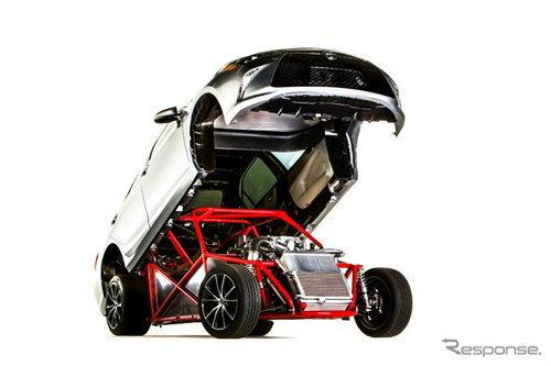 Toyota Camry Sleeper พกความแรง 850 ม้า!