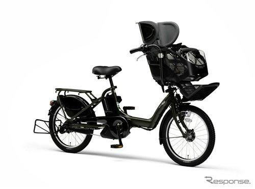 'Yamaha PAS' เปิดตัวจักรยานไฟฟ้ารุ่นล่าสุด
