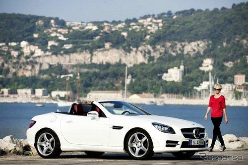 Mercedes-Benz เตรียมเปลี่ยนชื่อ 'SLK' เป็น 'SLC' แทนแล้ว