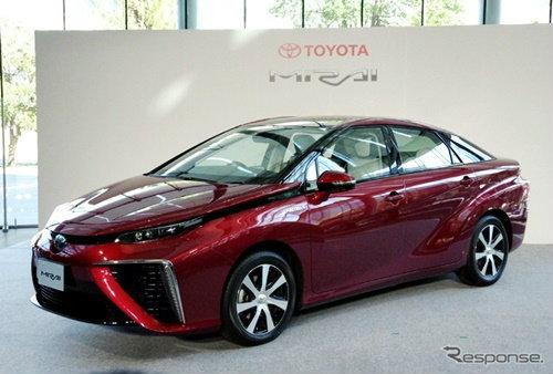 Toyota Mirai รถพลังงานไฮโดรเจนวิ่งไกล 650 กม.