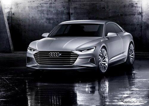 'Audi Prologue' สปอร์ตคูเป้สุดหรูเผยโฉมแล้ว