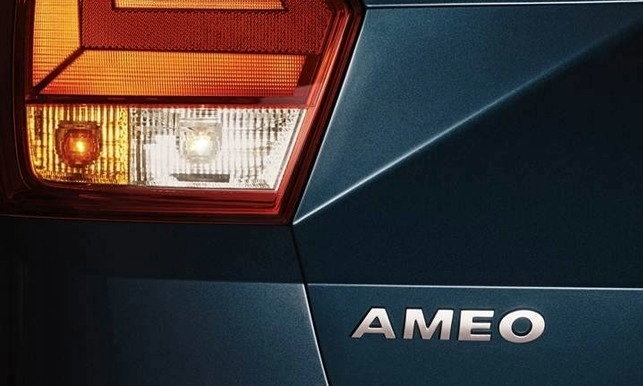 Volkswagen Ameo ใหม่ เตรียมเปิดตัวที่เดลีมอเตอร์โชว์ ประเทศอินเดีย