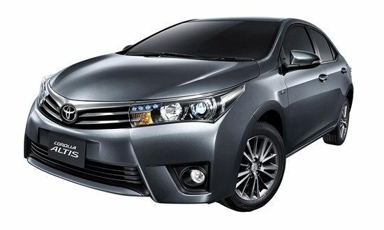 Toyota Corolla Altis 2016 รุ่นปรับปรุงใหม่เผยโฉมแล้วอย่างเป็นทางการ