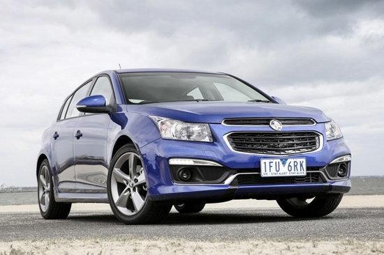 ยังไม่จบ! Holden Cruze Z-Series และ ZRi-Z ใหม่ล่าสุดเปิดตัวในออสเตรเลีย